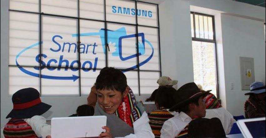 SOLUCIONES PARA EL FUTURO: Premiarán a escolares con ideas innovadoras en concurso organizado por Samsung