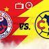 Veracruz vs Club América EN VIVO Por la jornada 17 de la Liga MX. HORA / CANAL
