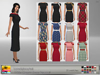 Lonelyboyts4 1930s Charm Dress Recolor