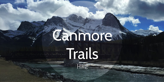 Bow River Loop and Larch Island - Hike