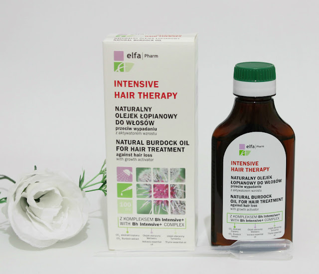 Aceite anticaída Intensive Hair Therapy
