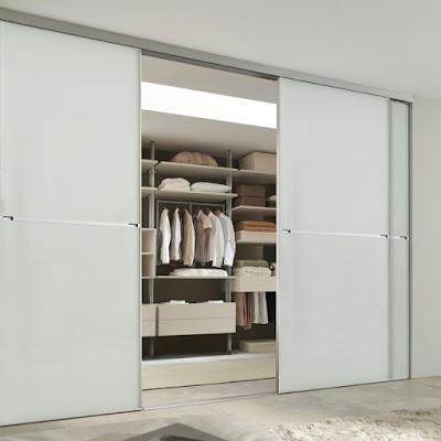 White Sliding Door Wardrobes