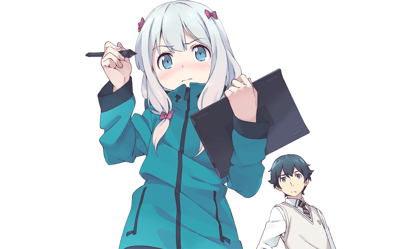 Eromanga Sensei Anime OVA Slated For 2018.