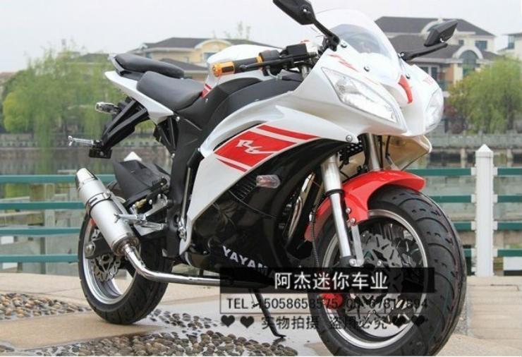 Yayama R6 (Giả) vs Yamaha R6 (Thật)