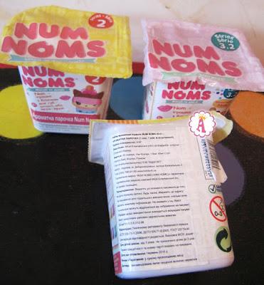 Что такое ням нямс или Num Noms ароматные игрушки