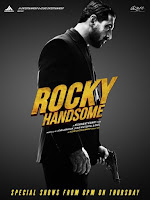 Rocky Handsome 2016 720p Hindi DVDScr New Source Full Movie Download