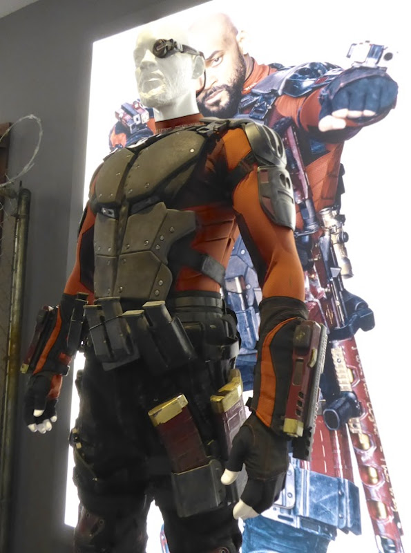 Deadshot costume Suicide Squad movie