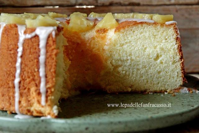 chiffon cake la torta americana