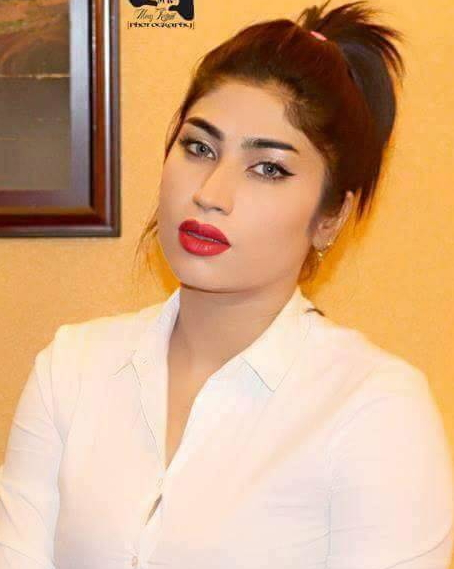 Qandeel Baloch murdered by brother