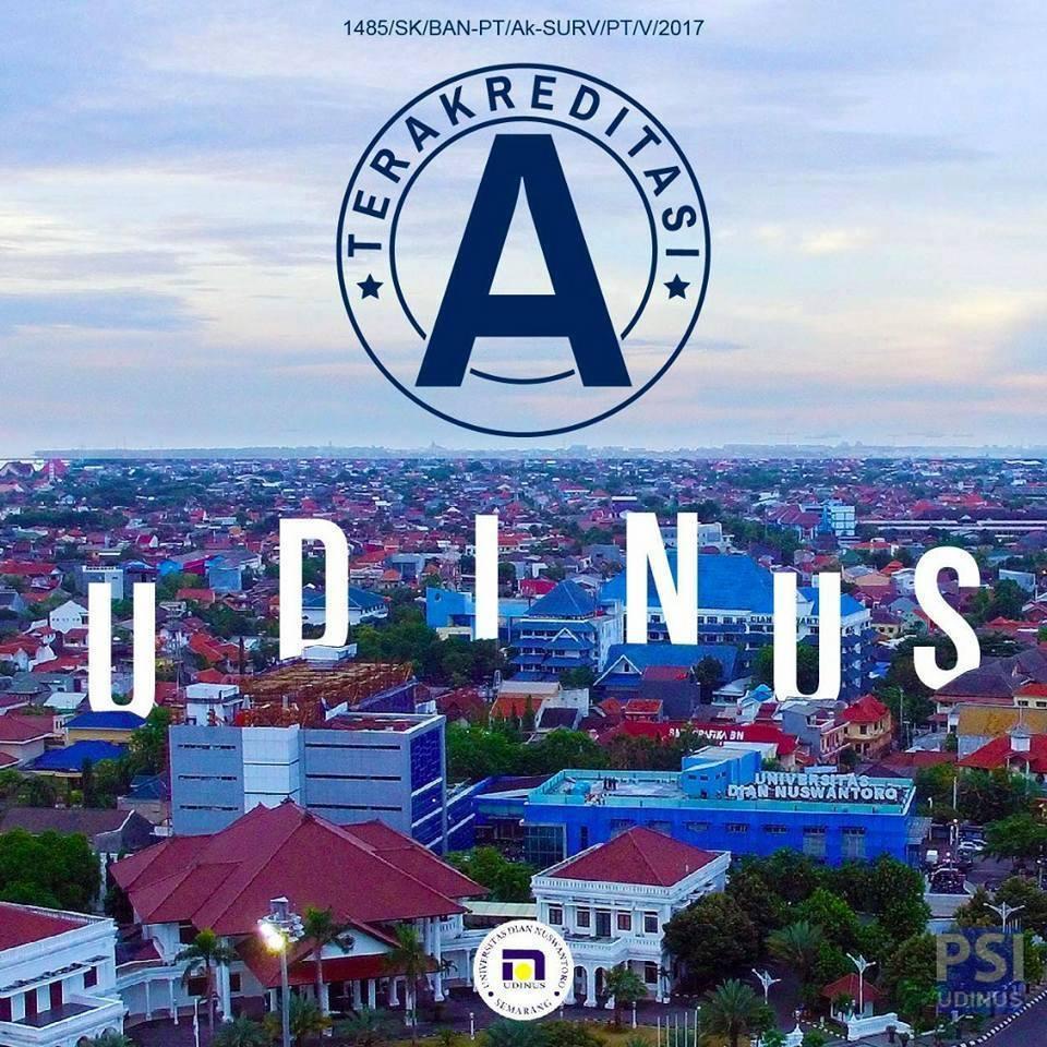 Lowongan Tim Kreatif Universitas Dian Nuswantoro (UDINUS) Semarang