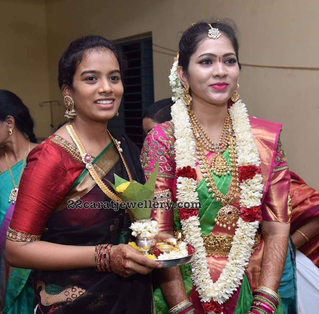 Paritala Sreeram Wedding