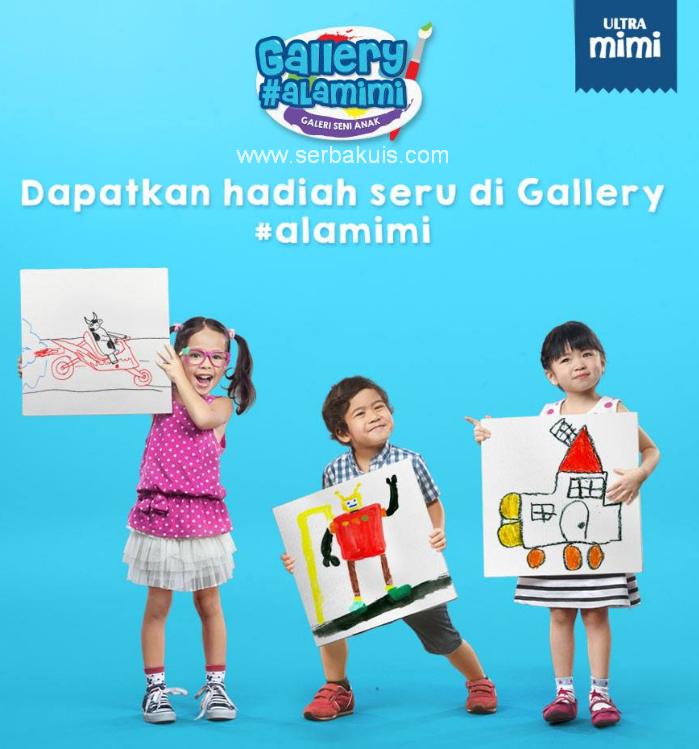Pemenang Kontes Gallery Alamimi Berhadiah Total 40 JUTA