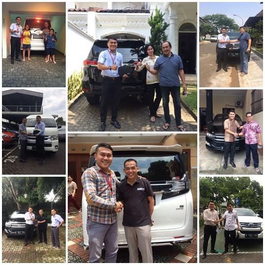 Toyota Pondok Aren Tangerang 2017