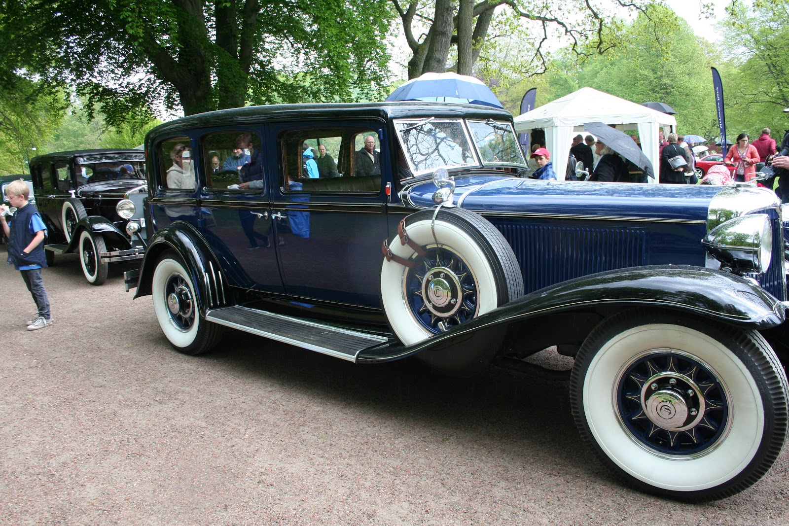 Gatsby Car: The Shoe AristoCat: The Great Gatsby Period Cars