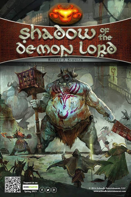 Introducing Shadow of the Demon Lord