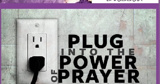 Lent Day 8 Thankful For The Power of Prayer