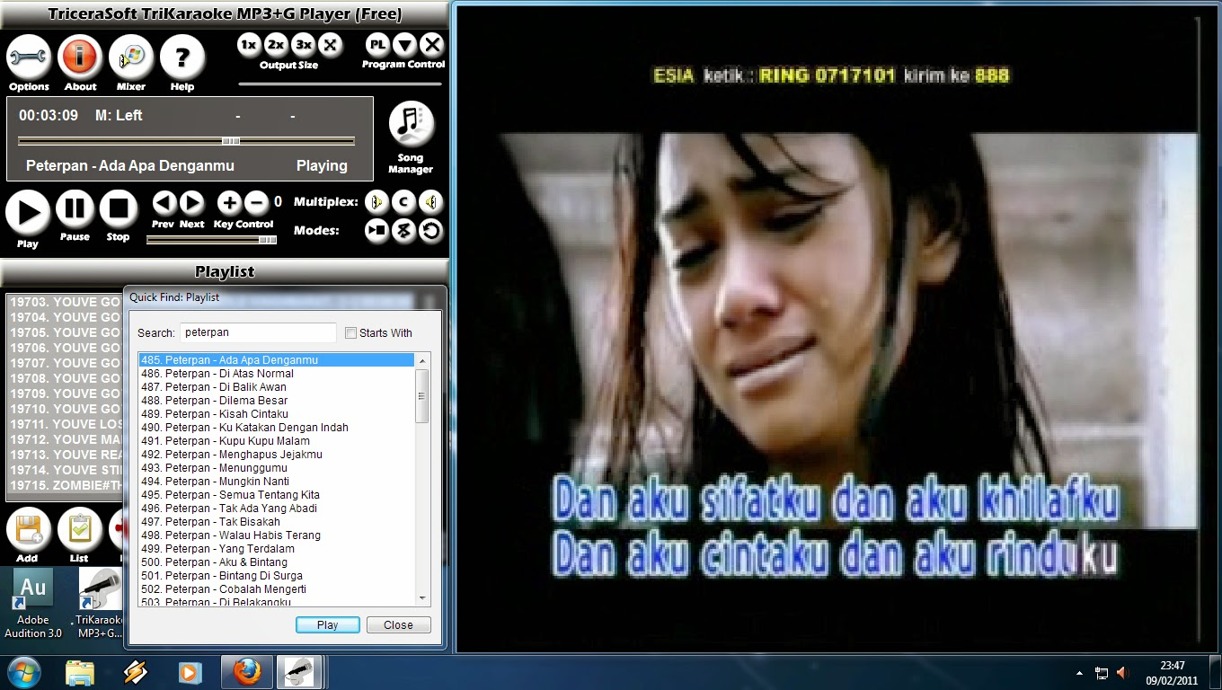 Download gratis software karaoke terbaru tplivin.