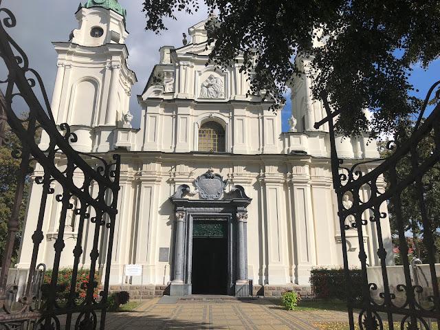 bazylika św anny w lubartowie