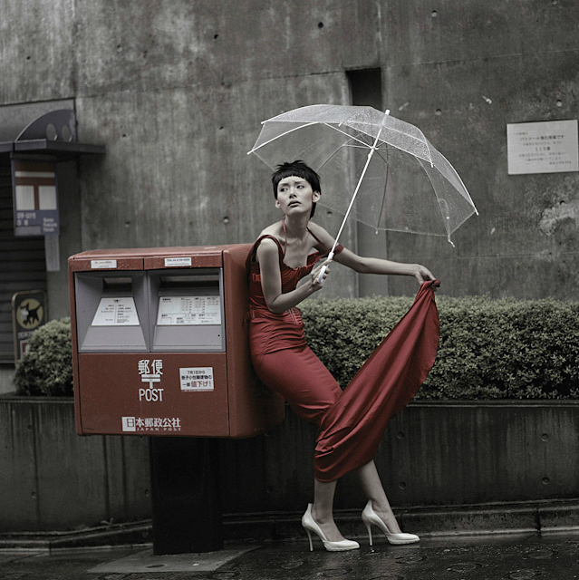 Green Pear Diaries, fotografía, publicidad, Matthew Edward Loh, photocrafting, Lost in Tokyo