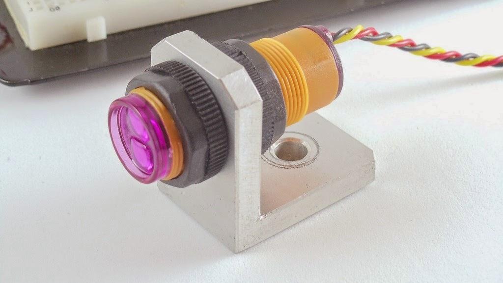 Sensor IR - Suporte