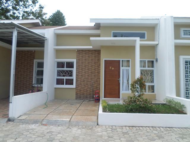 Rumah Siap Huni di Pamulang