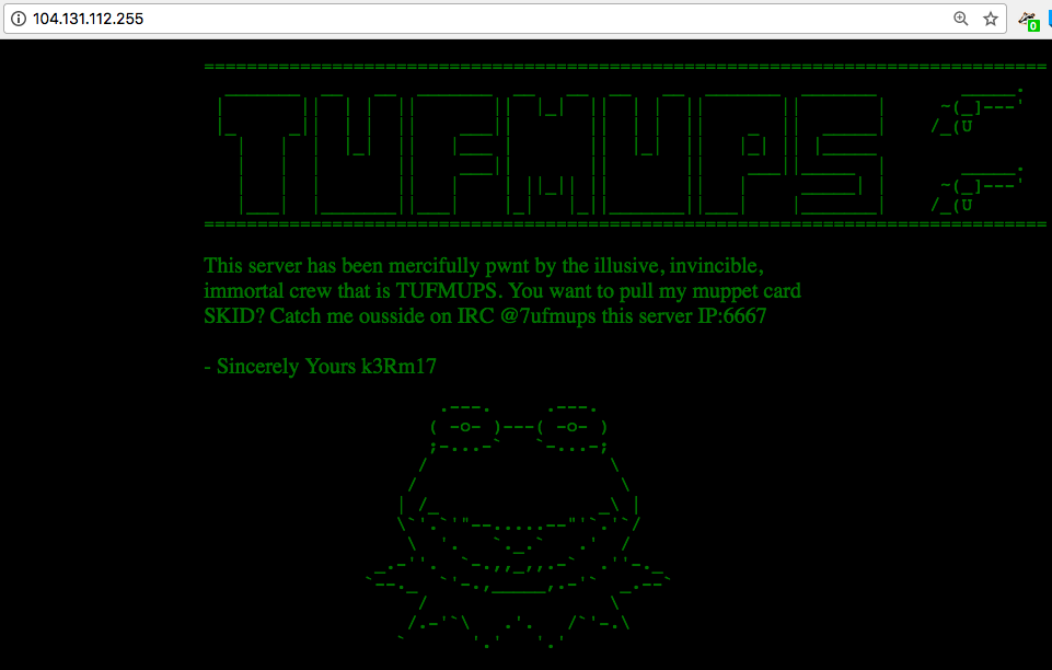 Between Two DFIRns: Network Forensic CTF - TufMups