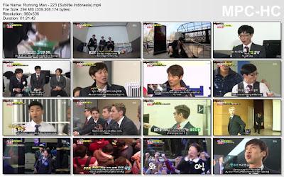 Running Man Episode Exo Subtitle Indonesiatruedup