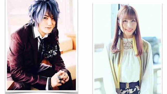 Penyanyi Aira Yuuki & angela member KATSU Mengumumkan Pernikahan