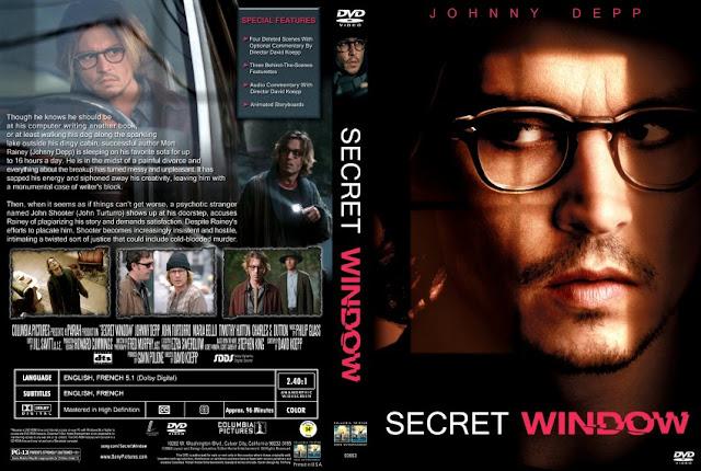 Secret Window Hindi Dubbed 720p BluRay Download