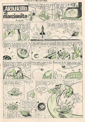 Tio Vivo 2ª nº 184 (14 de septiembre de 1964)