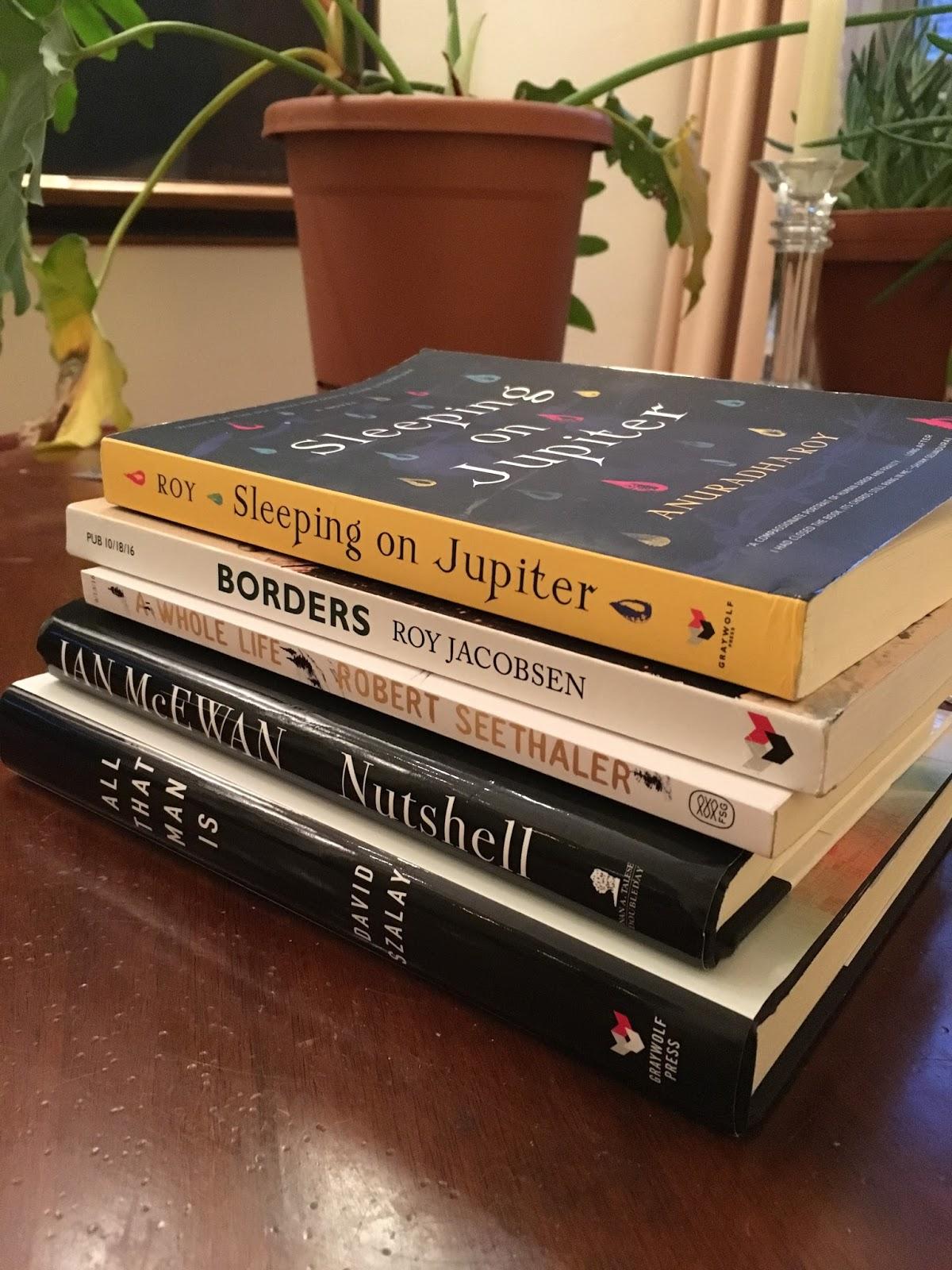 Recent book reviews