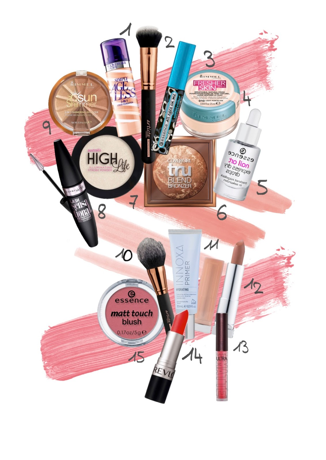 67d9c140dfd That bi-annual time of the year is here again where Priceline roll out  their famous 40% off cosmetics sale for two days. Last year I went both  times and ...