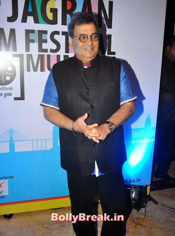 Subhash Ghai, 5th Jagran Film Festival Red Carpet Pics