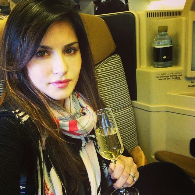 cheers homies!!, Sunny Leone Selfie Images - Latest Hot Real Life Pics of Adult Star Sunny Leone