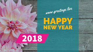 Happy New Year Wishes Greetings for 2018