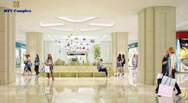 Trung tâm mua sắm Đài truyền hình