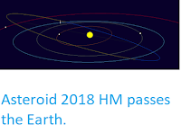 http://sciencythoughts.blogspot.co.uk/2018/04/asteroid-2018-hm-passes-earth.html