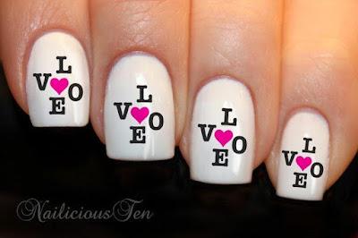 Uñas decoradas, manicures faciles para manos