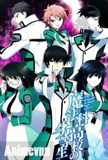 Mahouka Koukou No Rettousei -  2014 Poster