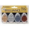 PLANETARIUM 4 Dew Drop Ink Pads Metallics
