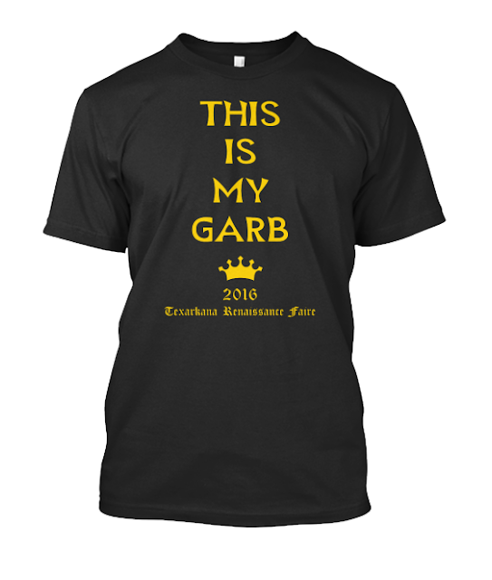 2016 Texarkana Renaissance Faire Shirt