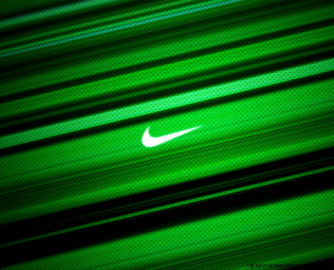 Nike Logo Green Wallpapers Hd | High Definitions Wallpapers