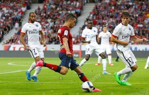 Chuỗi trận thăng hoa 8 trận thắng liên tiếp của Lille