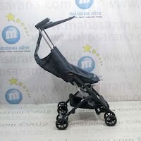 CocoLatte CL788 Pockit Reclining Baby Strolle