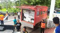 Berduka untuk Sumbawa, Pemkot Bima Bantu 2 ton Beras