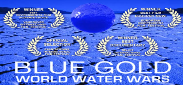 Oro Azul, la guerra del agua - Documental