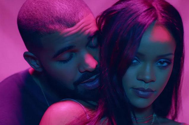 Drake y Rihanna están saliendo juntos