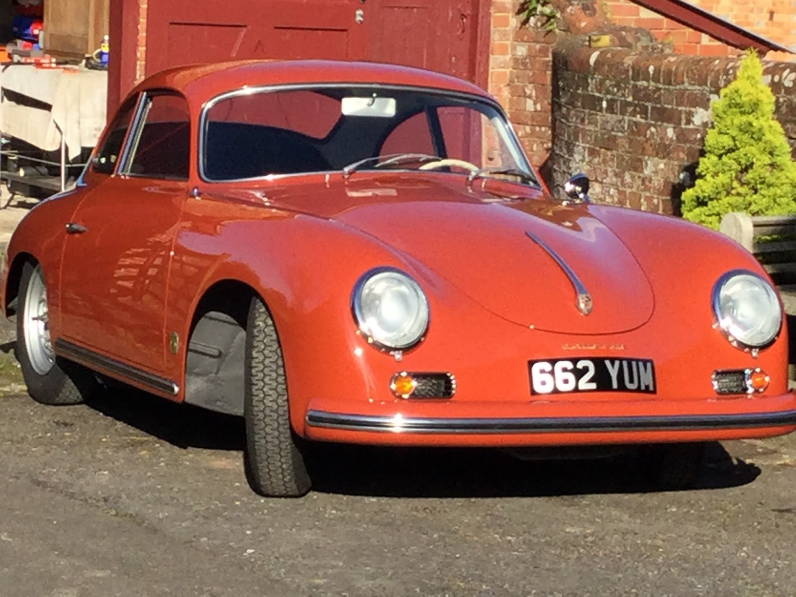 Porsche 356 1957 One Of The Very Best You Will See