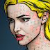 Body paint o maquillaje creativo en el rostro de varias modelos.