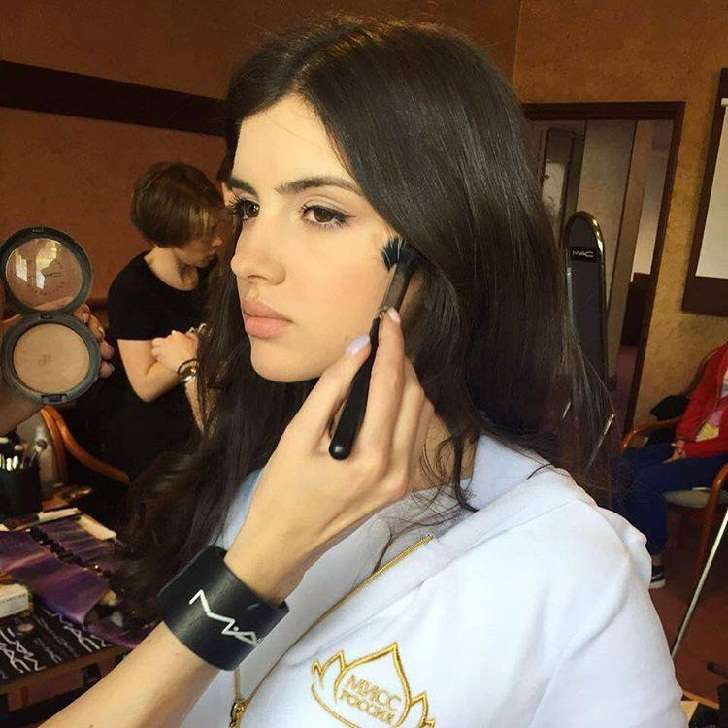 Daftar Finalis Miss Russia 2016 Beserta Foto